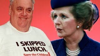 Pedophiles Discovered in Margaret Thatcher