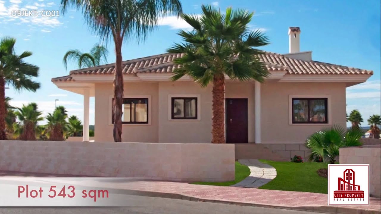 Costa Blanca Immobilien Cq 01 Vd Villa Kaufen City Property Youtube