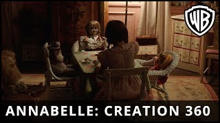 Annabelle: Creation - VR experience - Official Warner Bros. UK