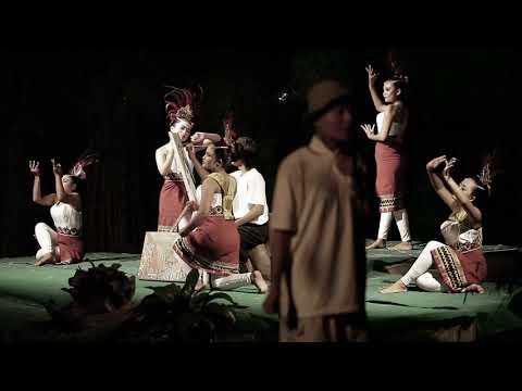 """Pementasan """"Putri Sumur Bandung"""" oleh Rombongan Seni-One Kota Metro (Bagian 1)"""