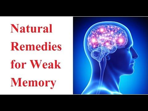 7 Natural Remedies for Weak Memory
