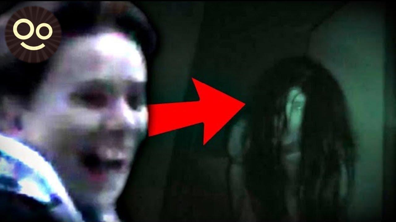 6 Aterradores VIDEOS que te ASUSTARÁN al Máximo