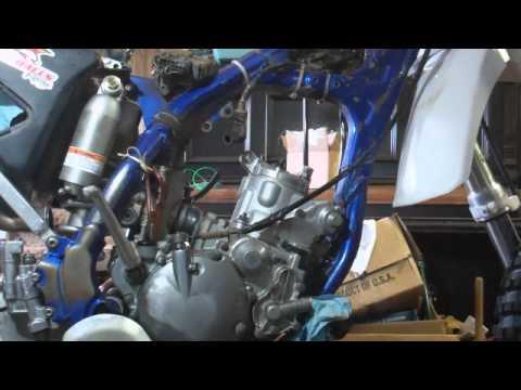 YZ125 Top End Rebuild - YouTube