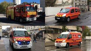 Sapeurs Pompiers Chambéry (compilation)