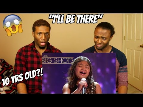 Angelica Hale - 10 Year- Old Sings