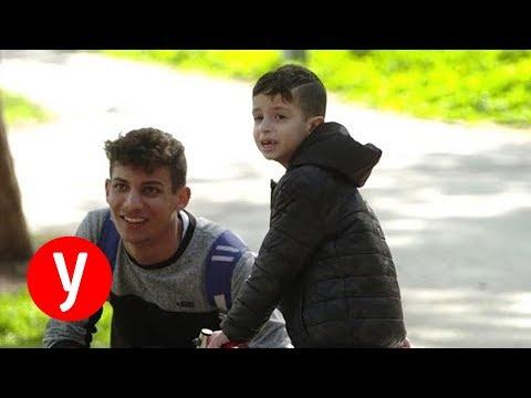 מרגש: הנער שהפך אח גדול לילד מיוחד להורדה