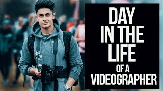 FULL Day as a VIDEOGRAPHER