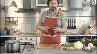 Мужская Еда - 124 - Итальянский суп Минестроне