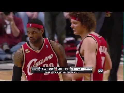 LeBron James' Craziest Shots Compilation