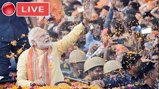 MODI LIVE : PM Modi Addresses BJP Karyakartas from Party Headquarters in Delhi | Election 2019