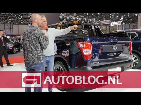Autosalon Genève 2018 - Deel 9
