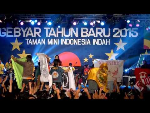 MAHABARATA di TMII Jakarta bareng SNP Tahun Baru 2015