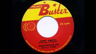 Prince Buster Funky Jamaica