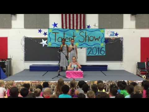 2016 Saratoga Talent Show (2:30pm)
