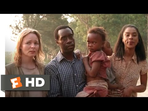 Hotel Rwanda (2004) - There's Always Room Scene (13/13) | Movieclips