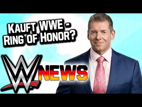 Kauft WWE Ring of Honor?, Umgang mit dem Paige Sex Skandal | WWE NEWS 23/2017