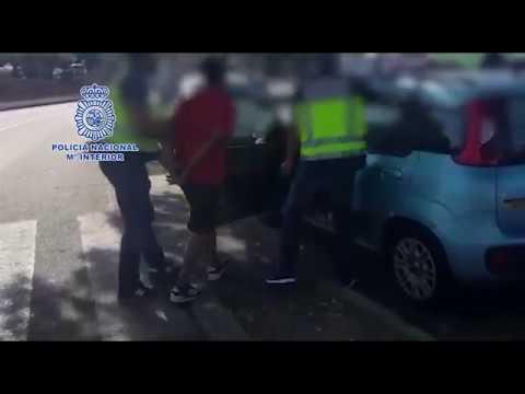Detención de un fugitivo Maspalomas