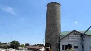 Ashville Grain Silo Demo #2