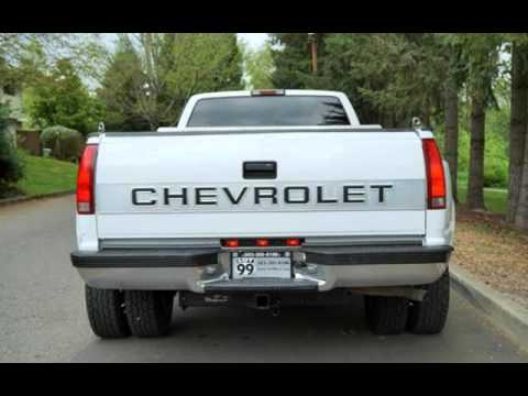 1997 Chevrolet C3500 Dually Cheyenne 1 Owner for sale in Milwaukie, OR