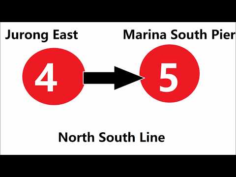 [FULL JOURNEY] SMRT Kawasaki C151 North South Line from NS1 to NS28
