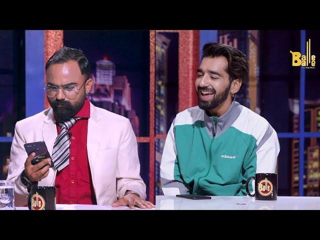 E02 - Khorupanti News with Lakha Ft. Maninder Buttar || Balle Balle TV || Full Interview