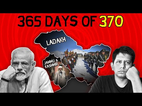 Kashmir: 1yr after Article 370 Abrogation - Time to Celebrat