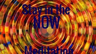 Video Guided Meditation: Stay in the Now. Live Life in the Present Moment. download MP3, 3GP, MP4, WEBM, AVI, FLV April 2018