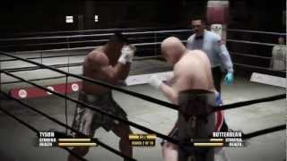 Fight Night Champion - Bloody Butterbean