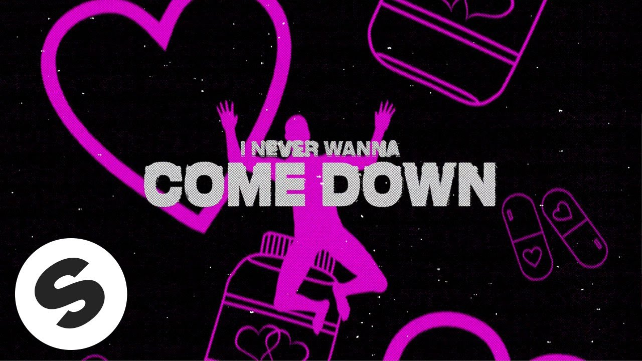 Luis Torres - Come Down (feat. MKLA) [Official Lyric Video]