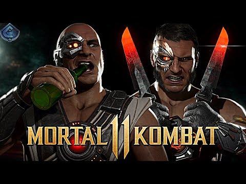 Mortal Kombat 11 Online - AWESOME KANO COMBOS!