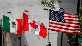 الولايات المتحدة وكندا تتوصلان إلى اتفاقية تجارية بينهما تجمع المكسيك…