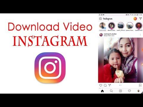 Cara Download Video Instagram dengan Cepat Tanpa Aplikasi Tambahan (2018)