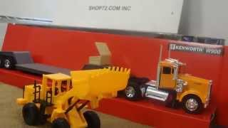 Kenworth Flatbed Toy Truck
