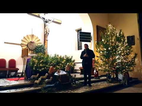 Życzenia na Boże Narodzenie – ks. Łukasz Gołaś SAC. Sekretariat ds. Apostolstwa