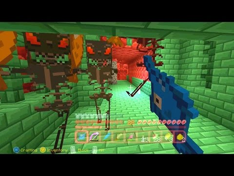 Minecraft Xbox - Quest To Kill The Wither (12)