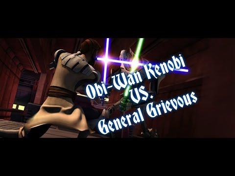 Star Wars: The Clone Wars - Obi-Wan Kenobi...