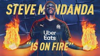 VIDEO: Steve Mandanda Highlights 19-20