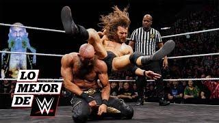 ¿Quién salió con el Título NXT de TakeOver: Portland?: Lo Mejor de WWE