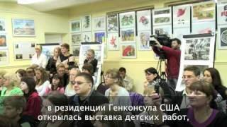 Конкурс детских рисунков о войне