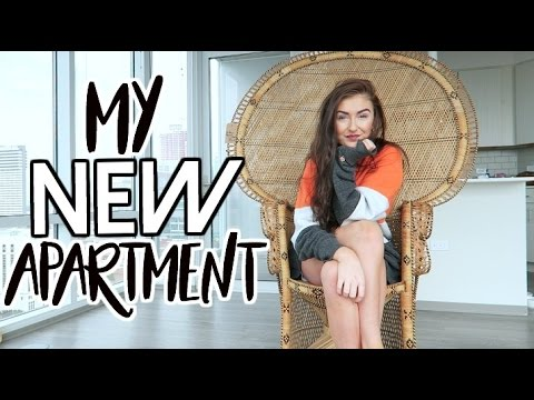 My NEW Apartment Tour & REVEAL!!! || Sarah Belle