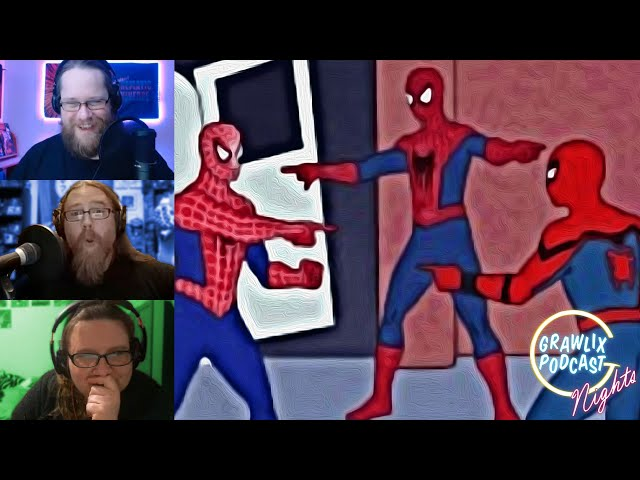 All Them Spider-mans   Grawlix Nights
