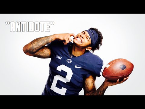 "The Most Fun Player in College Football || Marcus Allen 2016-17 Highlight Mix || ""Antidote"" ᴴᴰ"