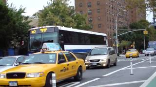 MTA New York City Bus : Pike & Madison Streets [ Manhattan Division M15 & M22 ]