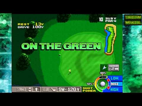 Neo Turf Masters Golf - AUSTRALIA Course