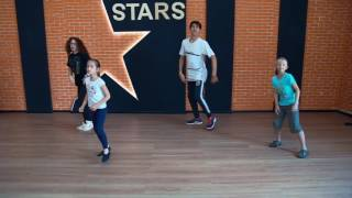 Avicii-Taste the Feeling.Hip Hop Choreography by Татьяна Ильченко.All Stars Junior Workshop 07.2016