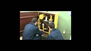 видео Внутренние газопроводы и газовое оборудование