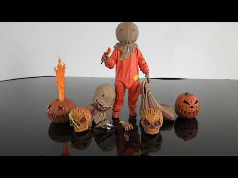 NECA TOYS TRICK-R-TREAT ULTIMATE SAM REVIEW