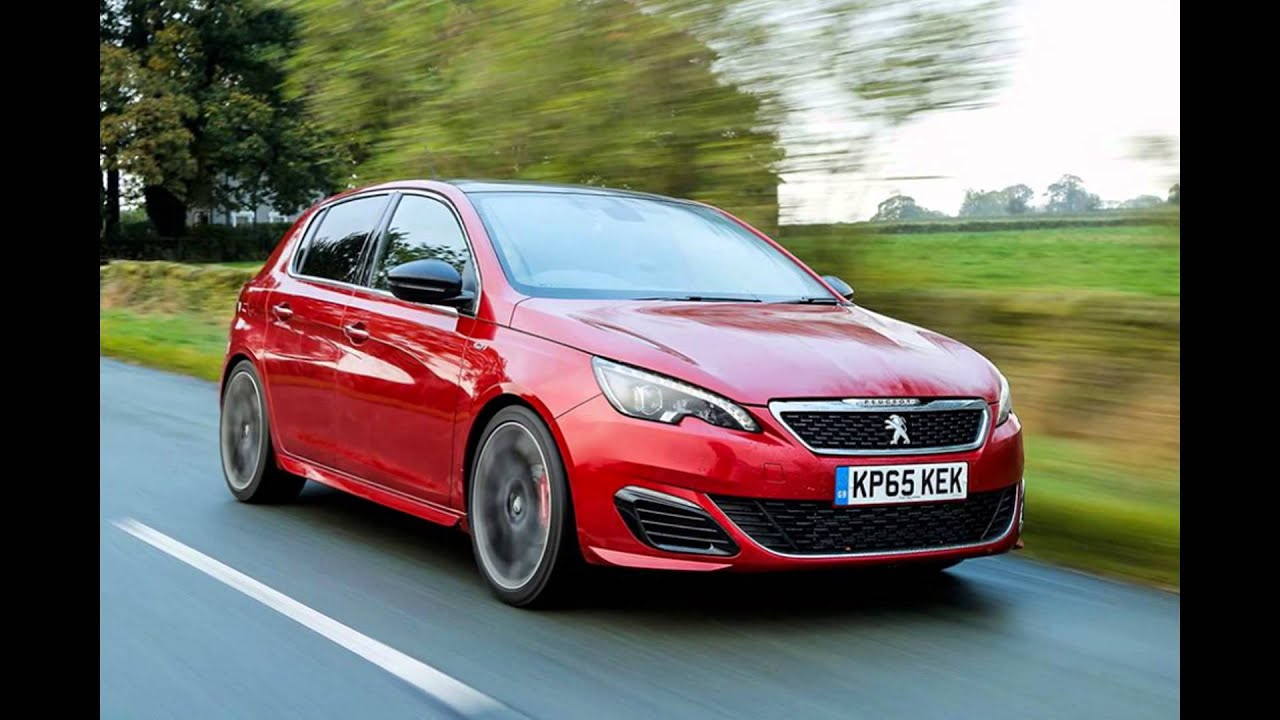 2015 peugeot 308 hatchback ultimate red youtube. Black Bedroom Furniture Sets. Home Design Ideas