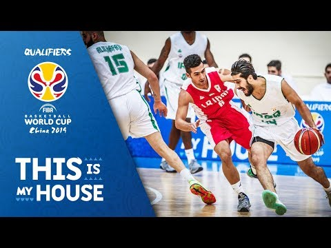 Iraq def. Iran, 74-66 (HIGHLIGHTS) November 24 | FIBA World Cup Asian Qualifiers