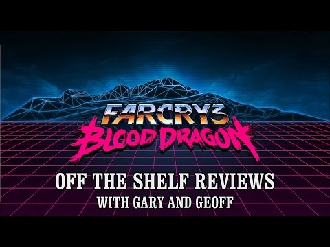 Far Cry 3: Blood Dragon - Off The Shelf Reviews